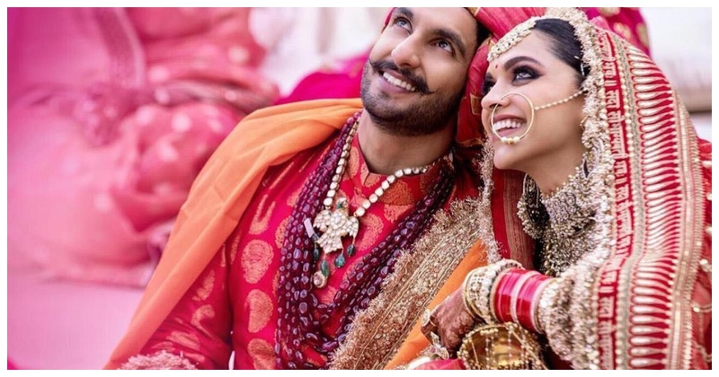 Deepika Padukone & Ranveer Singh's Sindhi Wedding Ceremony had everything from gorgeous kaleeres to a beautiful bridal entry – here're the Exclusive Pictures!