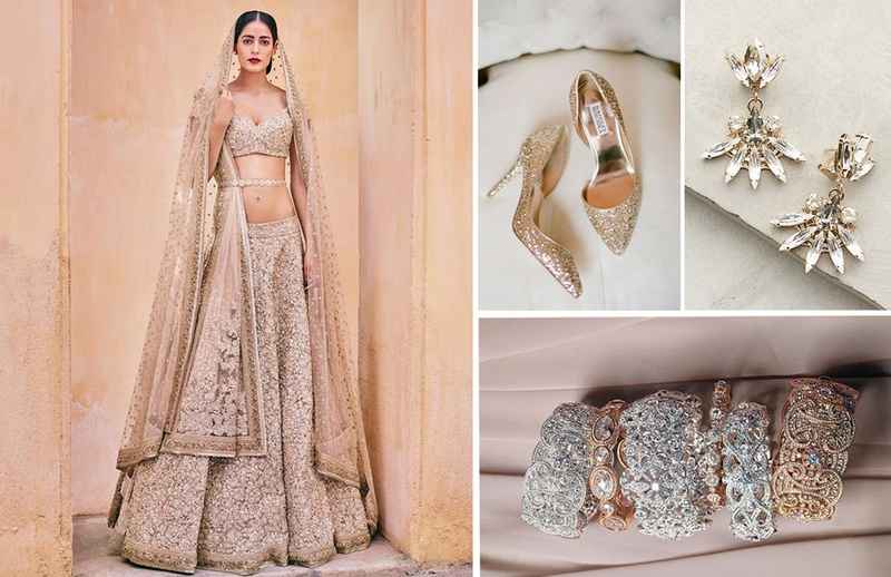 Tips and Tricks on How to Shimmer Up Your Bridal Makeup and More