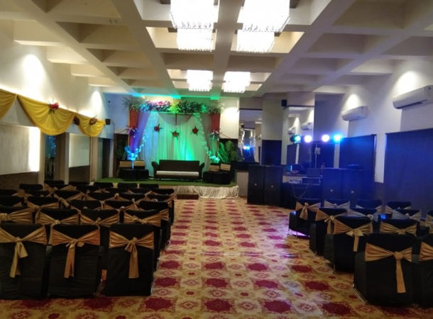 Sudharshan City Walk Lalghati Bhopal - Banquet Hall
