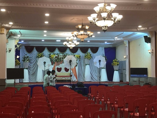 Sri Lakshmi Party Hall NagarBhavi Bangalore - Banquet Hall