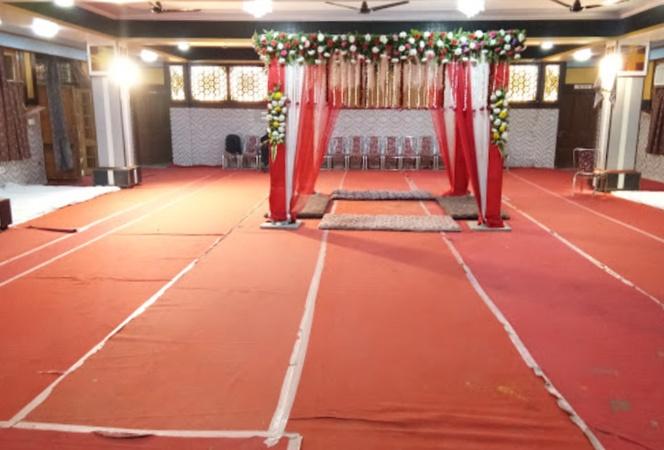 Sarnath Motel And Resort Asapur Varanasi - Banquet Hall