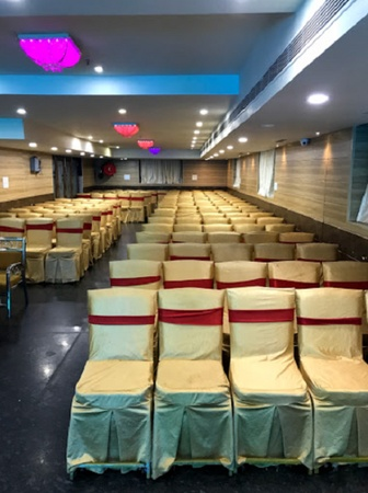 Siddhi Restaurant and Banquet AS Rao Nagar Hyderabad - Banquet Hall