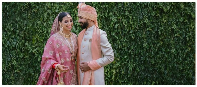 Viraj & Gopika Delhi : An Elegant Delhi Wedding Inspired by the Floral Blooms