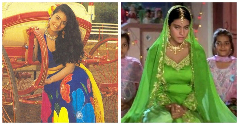 5 Iconic Looks of Kajol from her Movies