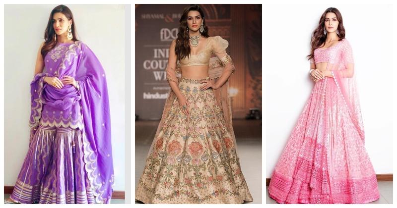 Kriti Sanon's Wardrobe is Setting Bridesmaids Goals!