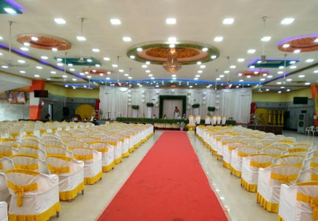Mohan Gardens Korattur Chennai - Banquet Hall