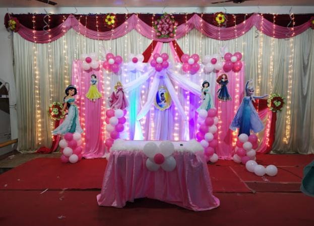 Zai Palace Royapuram Chennai - Banquet Hall