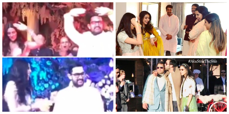 From Coldplay and Chainsmokers performing live, to Alia Bhatt and SRK dancing, here's all that happened at Akash Ambani and Shloka Mehta's sangeet night in Switzerland!