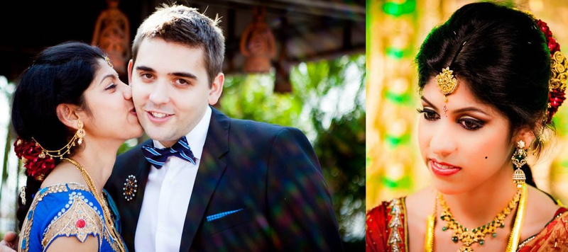 Marc & Meghana Mumbai : A Cross-Cultural Wedding Celebration