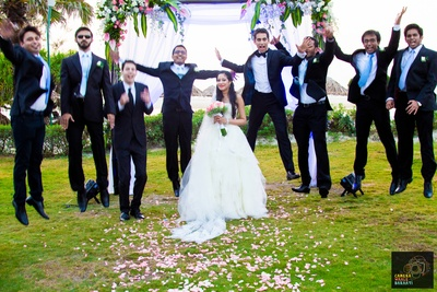 Post wedding photo shoot ideas