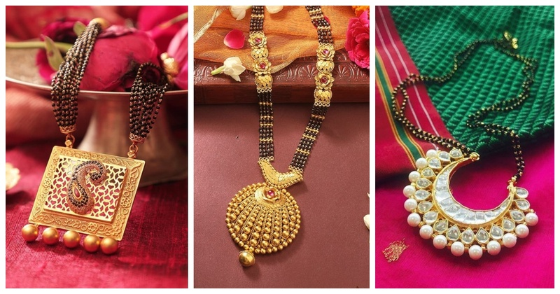 10 offbeat mangalsutra designs for the new-age bride!