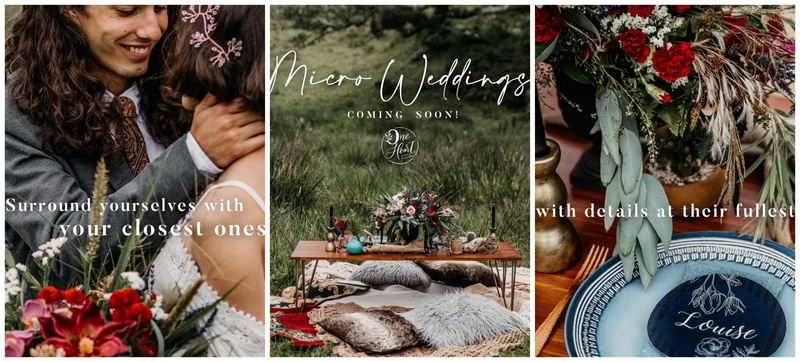 5 Things You Can Spend on When You Opt for Micro Weddings