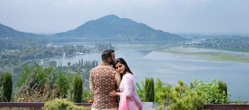 Sarmad & Ain Srinagar : A traditional Kashmiri Muslim wedding in the 'City of the Sun'!