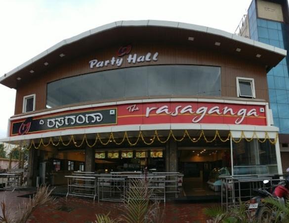 The Rasaganga Bellandur Bangalore - Banquet Hall