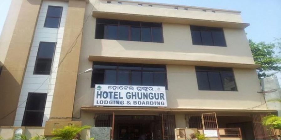 Hotel Ghungur Chandrasekharpur Bhubaneswar - Banquet Hall
