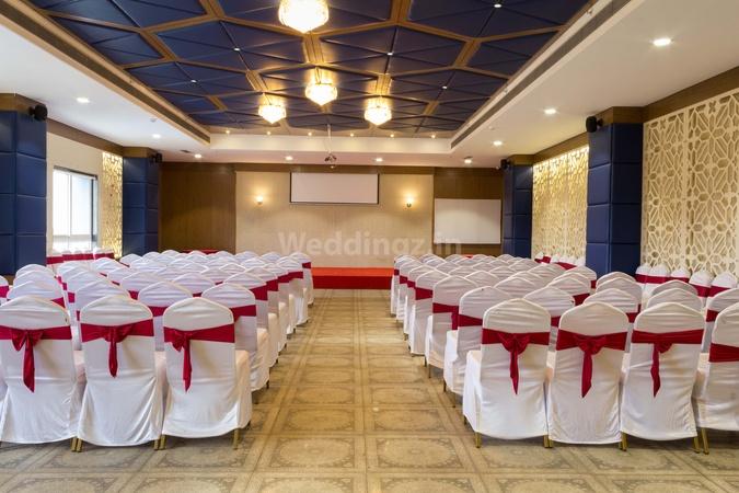 Mastiff Hotel Wakad Pune - Banquet Hall