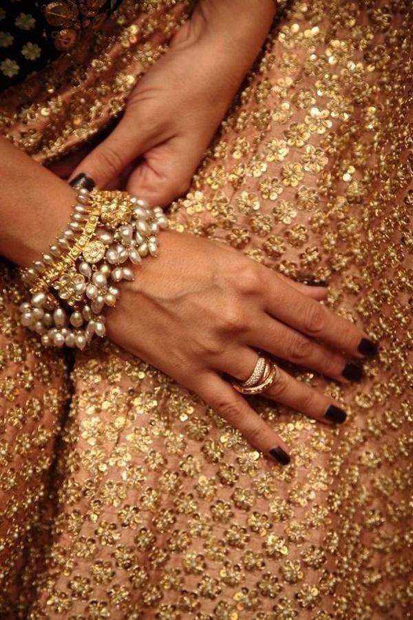 Bridal Pearl Bracelets – For Those Fancy Cocktail Parties