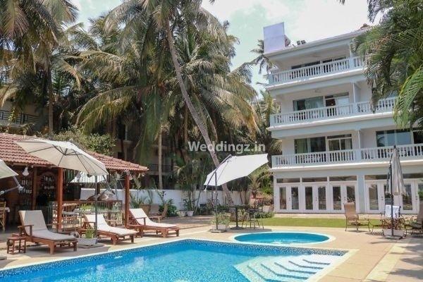 Larive Beach Resort, Vagator, Goa