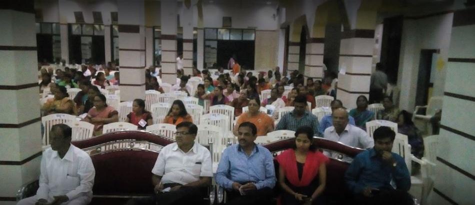 Mahatma Jotiba Phule Sabhagrah Panvel Mumbai - Banquet Hall