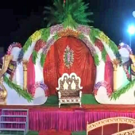 Maa Laxmi Tent House and Garden Adhartal Jabalpur - Banquet Hall