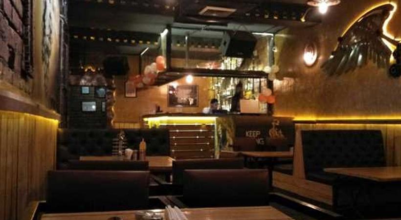 Bematlab Cafe GTB Nagar Delhi - Banquet Hall