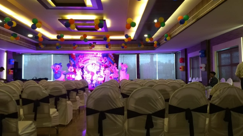 Hotel Classik Pure Veg and Banquet Hall Dombivli Mumbai - Banquet Hall