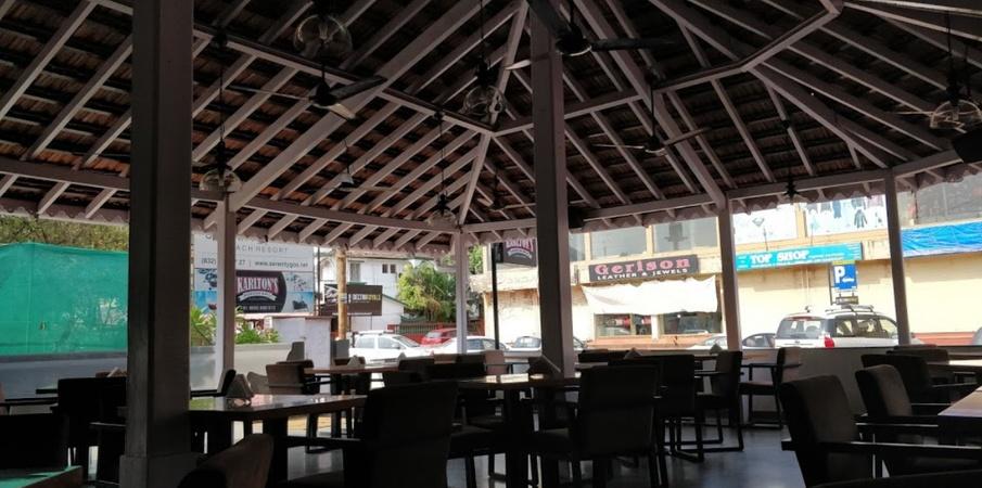 Karlton's Horizon Grill Candolim Goa - Banquet Hall