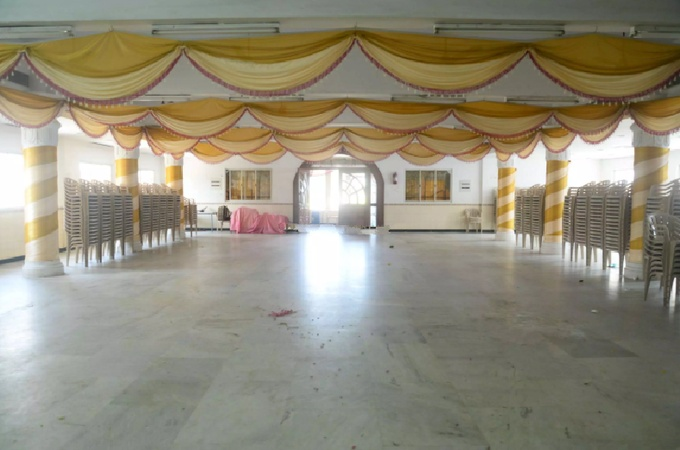 N M S Marriage Hall Velachery Chennai - Banquet Hall