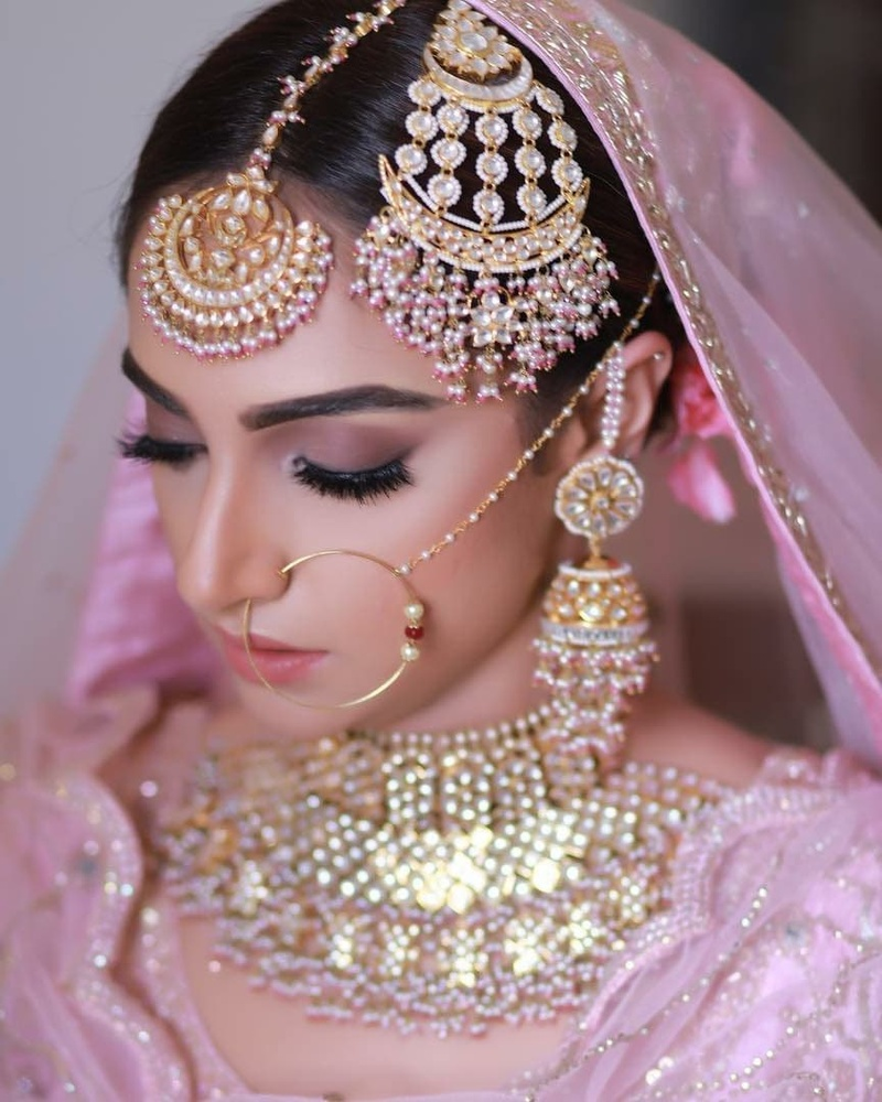 Indian Bridal Eye Makeup: Bridal Makeup Looks Which Rocked The 2018 Indian Wedding
