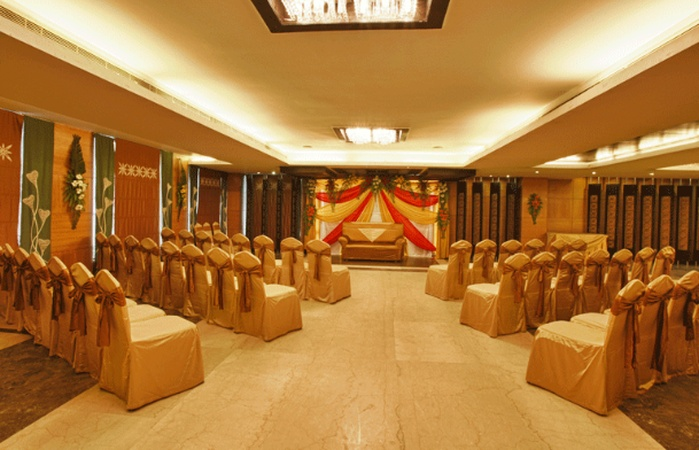 Hotel Aryan Gomti Nagar Lucknow - Banquet Hall