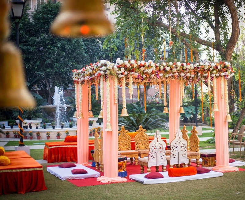 Outdoor Wedding Venues in Patna to Celebrate a Perfect Open-air Function