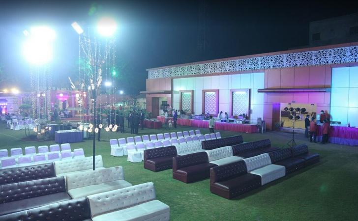 Krishna Garden Rajendra Nagar Ghaziabad - Wedding Lawn