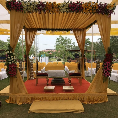 100 Acres Club Sanand Ahmedabad - Wedding Lawn