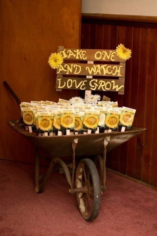 Green Wedding Gift Ideas