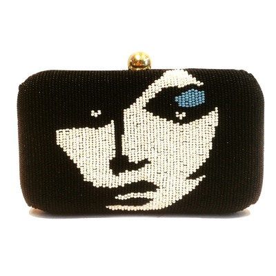 Niche Shadow Night Clutch