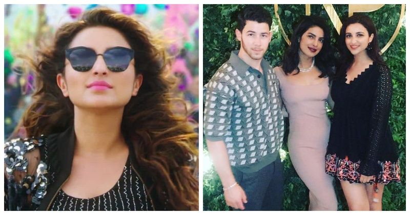 "Parineeti Chopra already has the best ""joota chupai"" plan for Priyanka Chopra and Nick Jonas wedding!"