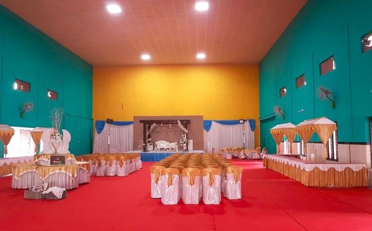 Play To Win Marriage Hall Kaloor Kochi - Banquet Hall