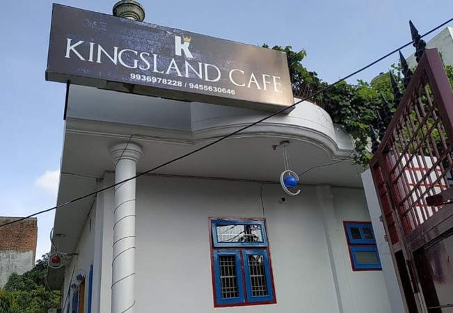 Kingsland Cafe Aliganj Lucknow - Banquet Hall