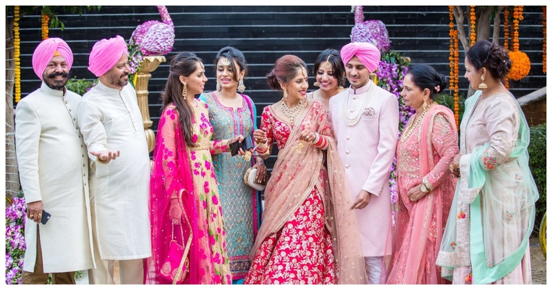 10 Types of Guests present at every Indian wedding!