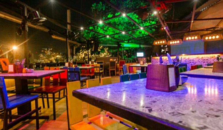 Trap Lounge Powai Mumbai - Banquet Hall