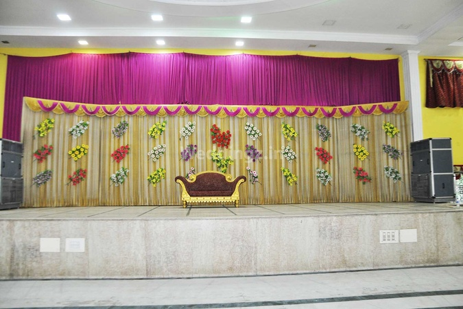 HPM Paradise Kalyana Mahal Ambattur Chennai - Banquet Hall
