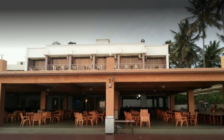 Hotel Ocean Inn Nani Daman Daman and Diu - Banquet Hall