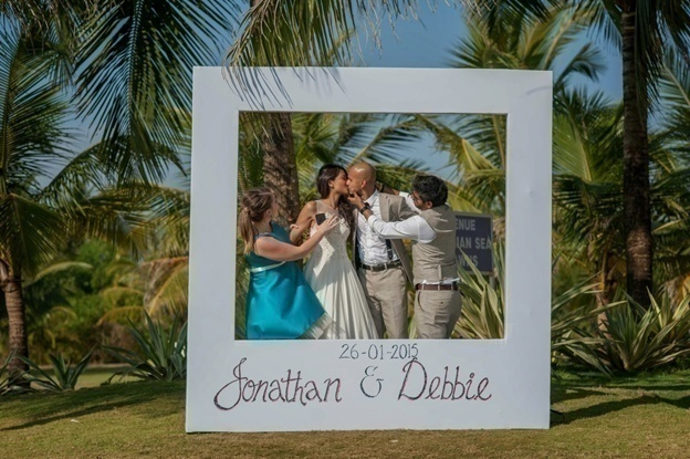 Debbie and Jonathan's Best Day Ever!