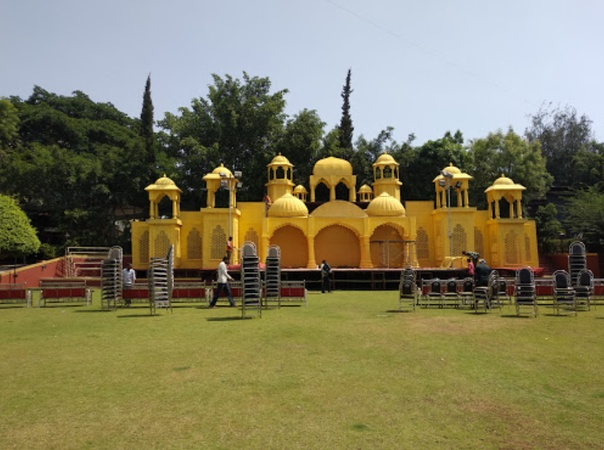 Aaroh Garden Mangal Karyalay Ambegaon Pune - Banquet Hall