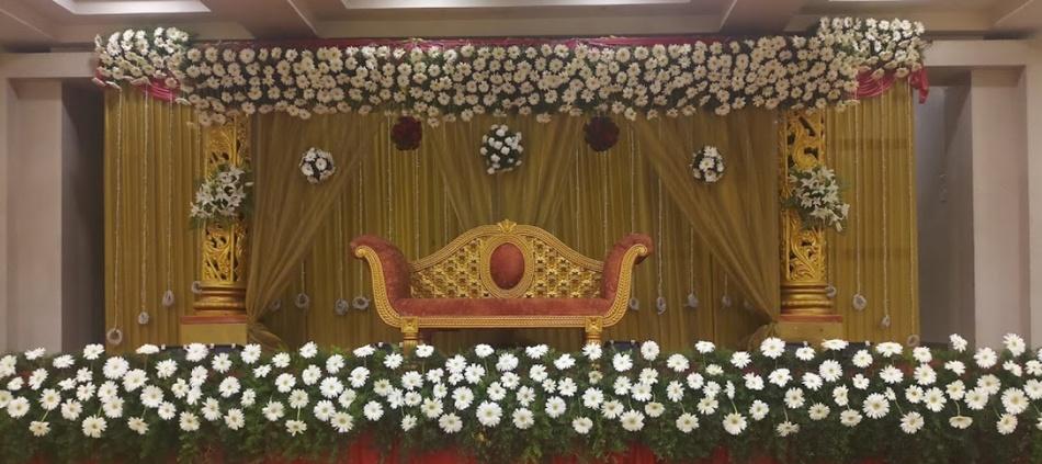 Aruljothi Wedding Hall A/C Ambattur Chennai - Banquet Hall