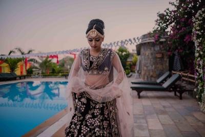 Wedding shoot by ace photographers The Royal Affair