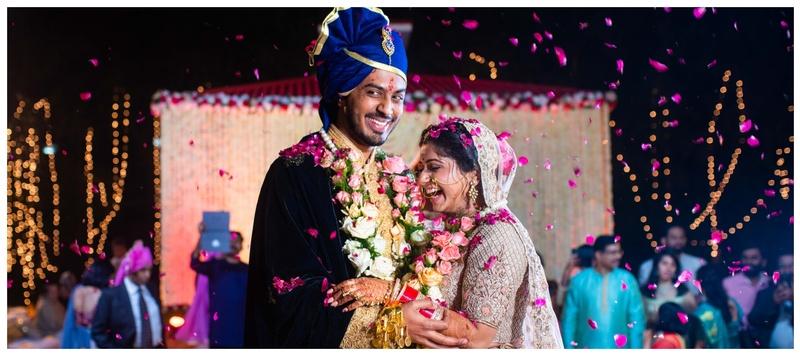 Rajat & Sonal Delhi : This inter-cultural wedding saw a refreshing mehendi, understated engagement and a royal shaadi!