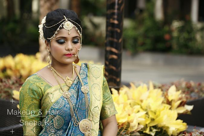 Sneha K - Makeup & Hair Artist | Mumbai | Makeup Artists