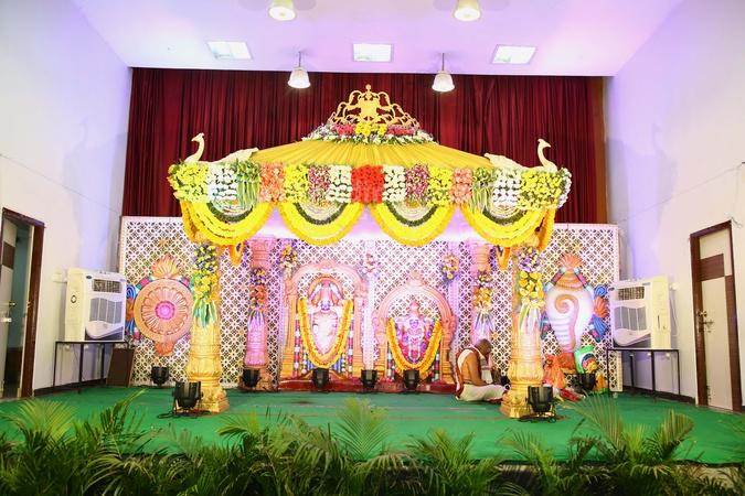 Goteti Kalyana Vedika L.B. Nagar Hyderabad - Banquet Hall