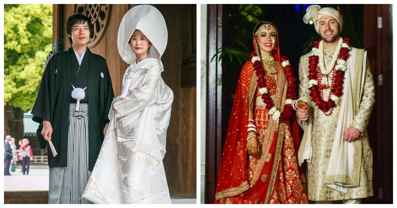 10 Wedding Attires from Around the World